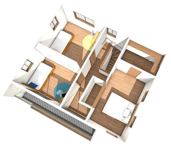丁野プラン 鳥瞰図2階.jpg